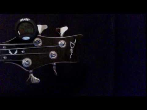 Tuning: Drop C# (Bass)