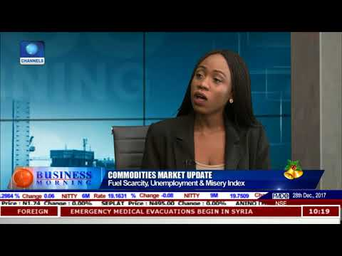 Resolving Nigeria's Energy Dilemma Pt.1  Business Morning 