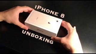iPhone 8 - Unboxing