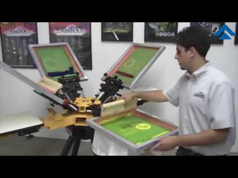 How To Set Up The V1000 For Multi-Colour Print Jobs