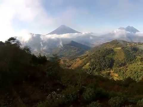Land for sale above antigua Guatemala