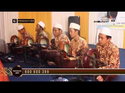MUHASABATUL QOLBI - ROQQOTA AINA ( WALIMATUL URSY ) LIVE BANGKALAN MADURA 2017