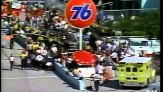 2001 Pennzoil Freedom 400 [9/18] (2nd Caution--Pit Road Accident)