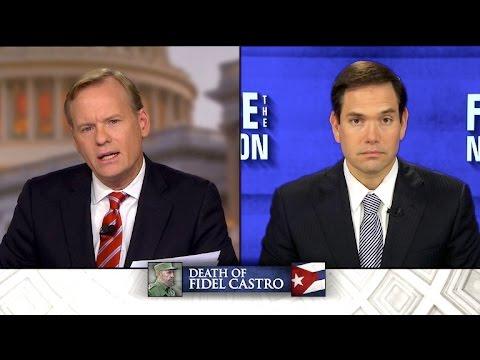 Full interview: Marco Rubio, November 27