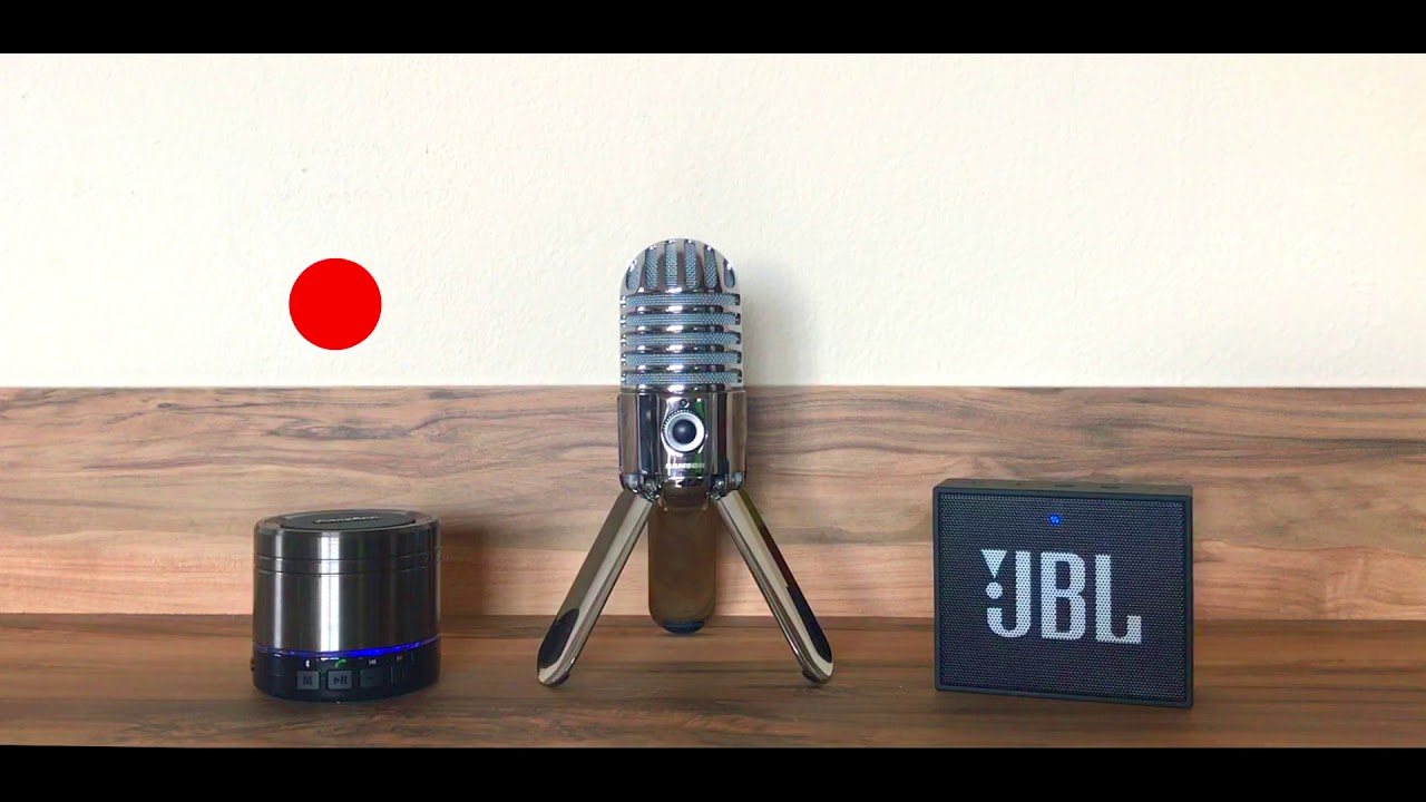 easyacc mini portable vs jbl go vergleich soundcheck kleine bluetooth lautsprecher im. Black Bedroom Furniture Sets. Home Design Ideas