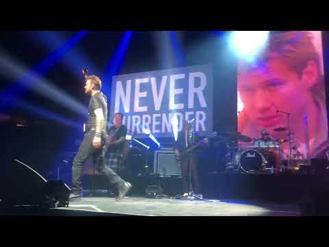 "Corey Hart - ""Never Surrender"" - Ottawa  6/12/19"