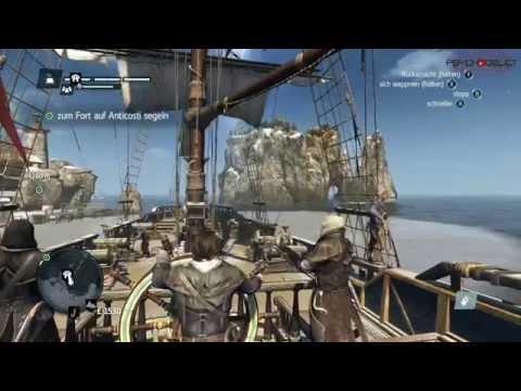 Assassins Creed Rogue [E04] Die Royal Navy   Let's Play AC Rogue