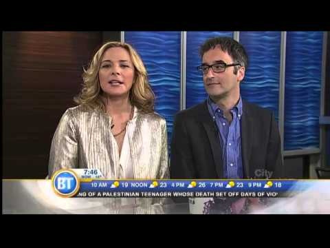Kim Cattrall and Don McKeller - July 14th