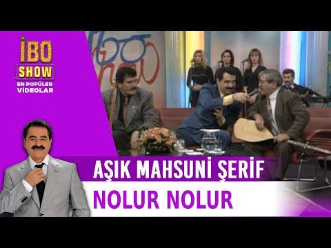Nolur Nolur - Aşık Mahsuni Şerif & İbrahim Tatlıses Düet - Canlı Performans - İbo Show