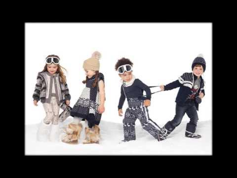 зимняя одежда картинки для детей детского сада