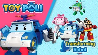 We'll run everywhere! | TOY POLI Special clips