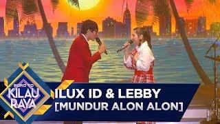 Romantis Sambil Hujan! Ilux ID & Lebby [MUNDUR ALON ALON] - Road To Kilau Raya (25 /1)