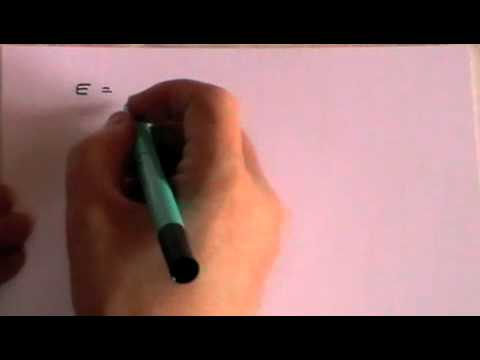 Schrodinger Equation - A simple derivation