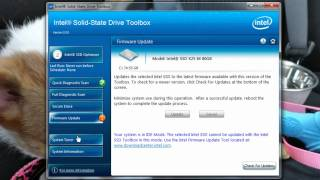 Intel SSD Toolbox (Version 3): A PC (Software) Perspective