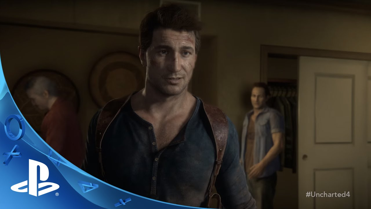 UNCHARTED 4: A Thiefs End (5/10/2016) - Gameplay Trailer | PS4