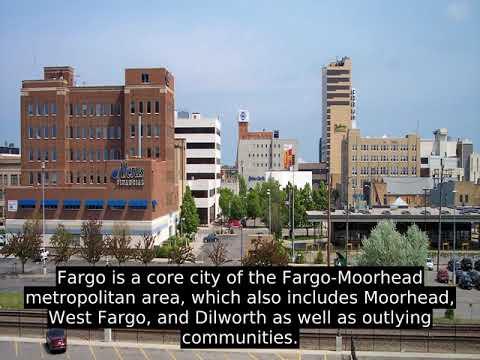 Fargo, North Dakota (USA) - Top Facts