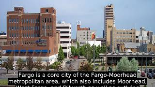 Fargo, North Dakota (USA) - Top Facts