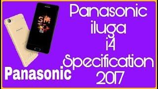 Panasonic Eluga i4 Full Review 2017