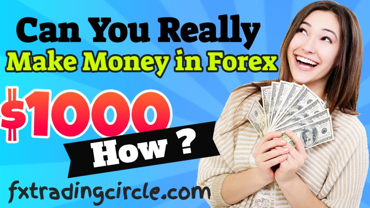 How to Make Money on Forex? Can You Make Money With Forex? - Day Trading for a living!