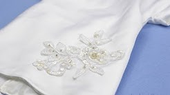 How to Sew Angel Gowns from Wedding Dresses