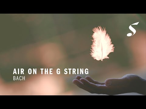 BACH Air on the G String | Singapore Symphony Orchestra, Lan Shui | Berlin Philharmonie