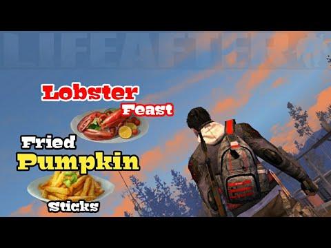 Resep Membuat Lobster Feast Fried Pumpkin Sticks 27 Lifeafter Youtube