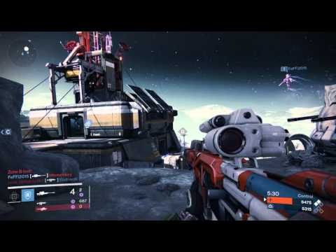 Destiny - Working on thorn bounty