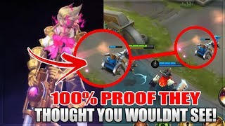 MOBILE LEGENDS EXPOSED! 100% PROOF NEW HERO KIMMY AND ML IS SUS