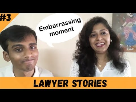 That embarrassing moment   Lawyer Stories Ep. 03  