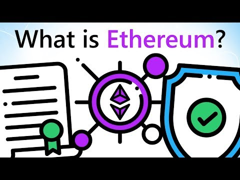 What is Ethereum? Beginners Video Guide