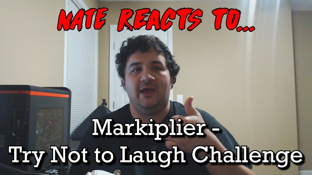 Renegades React to... Markiplier - Try Not To Laugh ... Markiplier Try Not To Laugh