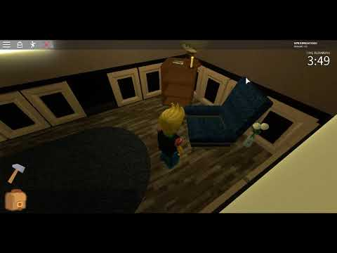 How To Beat Cabin In The Woods Roblox Escape Room Youtube