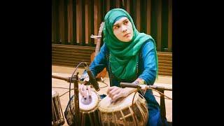 Sumera Waris   Woman Tabla Player   Teen Taal   Solo Tabla   Kashif Ali Dani   Sur Mandal