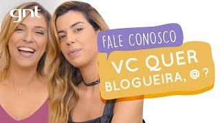 Camila Coutinho e sua profissão... blogueira! | #38 | Fale Conosco | Júlia Rabello