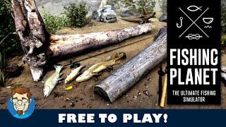 FISHING PLANET - PT/BR - #1 - FREE TO PLAY de verdade!.