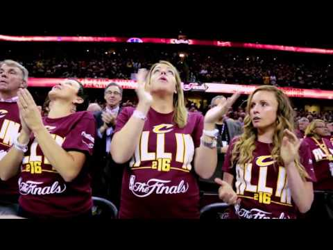 Inside Stuff Kyrie Irving With Kristen Ledlow  June 11, 2016  2016 NBA Finals