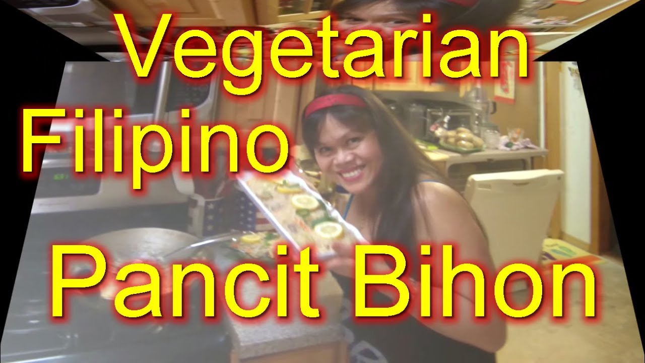 how to make pinoy pancit bihon