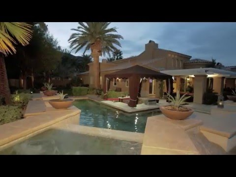 For Sale Serenity In Double Gated Red Rock Country Club-2662 Red Arrow Drive- $2,250,000.