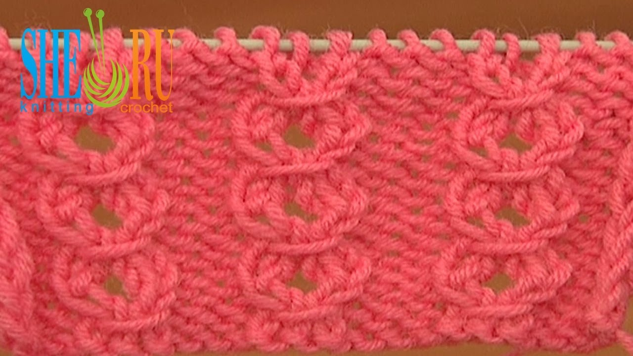 Knit Stitch Pattern Tutorial 21 Easy to Knit Stitches for Beginners ...