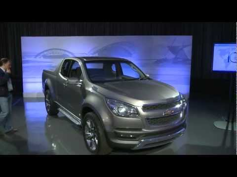 ► New 2013 Chevrolet Colorado