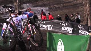 Next year from the UCI Cyclo-Cross World Championships in Louisville (U.S.A.)