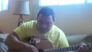 hank williams jr all my rowdy friends have settled down  cover by lucien spence