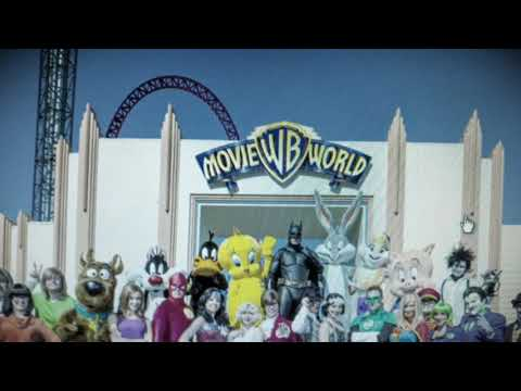 Warner Bros World Abu Dhabi 2017 preview for 2018 opening, Yas Island Abu Dhabi UAE