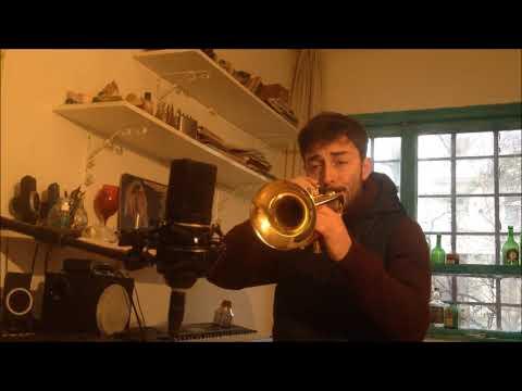 Ah Bir Atas Ver - Trompet