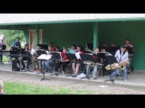 Orinoco Cocoa, 2016 HMS Jazz Band (14yo, 8th Grade) *SOLO*