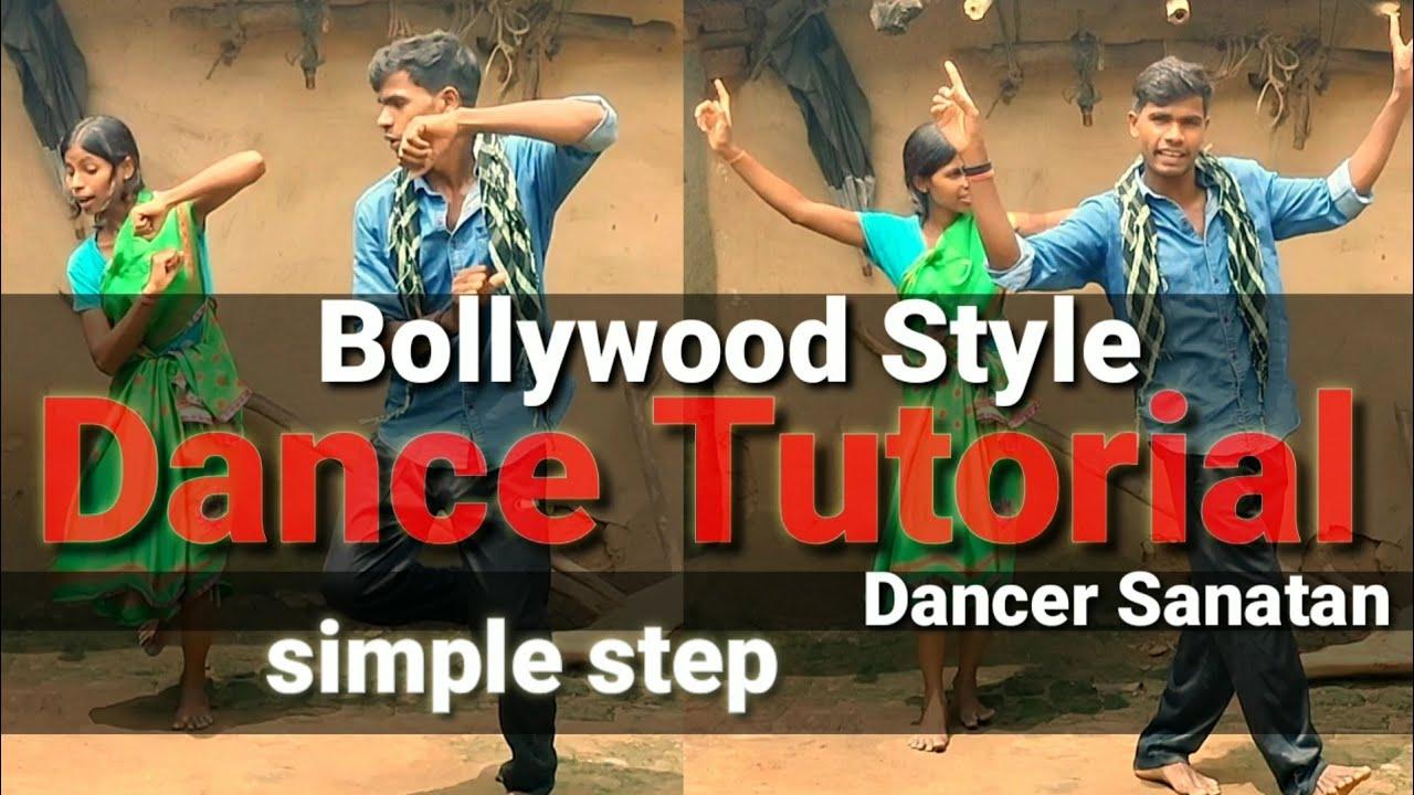Bin Sajan Jhula Jhulu 😊❤॥ Dance Tutorial ॥ Dancer Sanatan