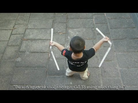 Múa côn nhị khúc | Gia Huy 4 tuổi | Nunchaku kid | 雙截棍 | 쌍절곤 | Нунчаку |  ヌンチャク