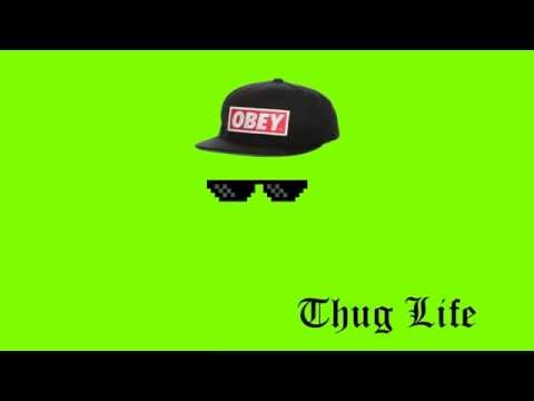 Thug Life - Mini Pack - Green Screen w/o Sound