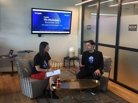 Blockchain Breakfast Club with Dr. Omri Ross, Firmo founder
