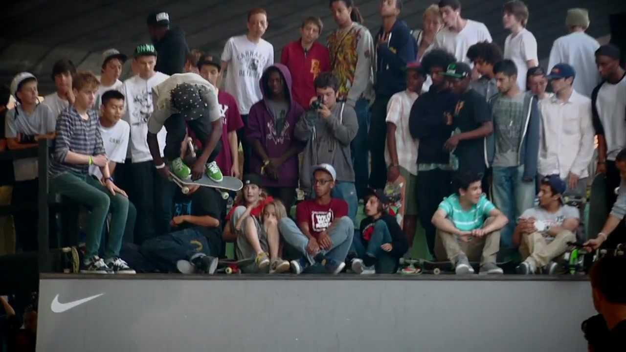 Nike Skateboarding  BaySixty6 ReOpening - YouTube 6600ca0a3169